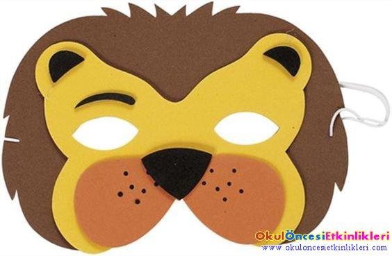 Maske Etkinlik Ornekleri Okul Oncesi Etkinlikleri